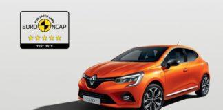 Τo ολοκαίνουριο Renault Clio διακρίθηκε με 5 αστέρια EuroNCAP