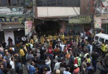Τουλάχιστον 43 νεκροί από πυρκαγιά σε εργοστάσιο στην Ινδία