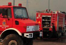 Τραγικό τέλος βρήκε 89χρονος όταν το σπίτι του τυλίχθηκε στις φλόγες, στη Λέσβο