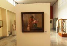 Τσαρούχης και Ιακωβίδης «συναντούν» τις γυναίκες της Αμφίπολης στο αρχαιολογικό μουσείο της Καβάλας