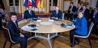 Ξεκίνησε η σύνοδος κορυφής για την ειρήνευση στο Ντονμπάς