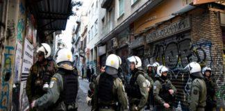«Αστακός» η Αθήνα για την επέτειο του Γρηγορόπουλου