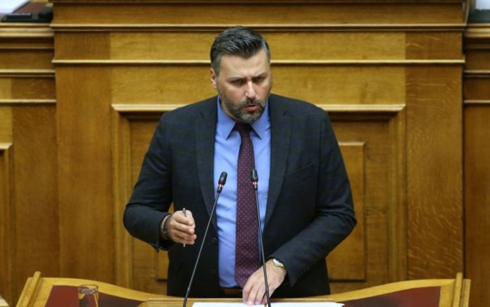 Γ. Καλλιάνος: «Ο ΣΥΡΙΖΑ ευνούχισε την αστυνομία»