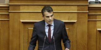 Δ. Κούβελας: Προτεραιότητα κάθε κυβέρνησης η ασφάλεια των πολιτών