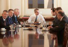 Οι ακριβές χρεώσεις στη συνάντηση Μητσοτάκη με παρόχους κινητής τηλεφωνίας