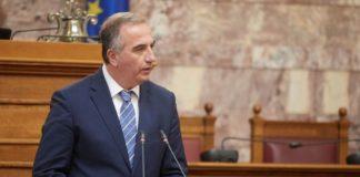 Καλαφάτης: Τώρα οι Έλληνες μετράμε τους φίλους μας