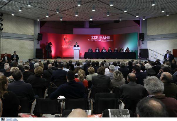 ΣΥΡΙΖΑ: Πηγαίνει διασπασμένος στο συνέδριο