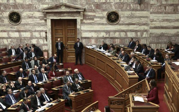 Βουλή: Απόψε η ψήφιση του προϋπολογισμού 2020