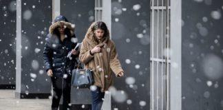 Ψυχρή «εισβολή» με χιόνια ακόμη και στα ημιορεινά