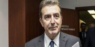 Σύσκεψη για θέματα ασφαλείας των πολιτών είχε ο Μιχ.Χρυσοχοΐδης στην Κοζάνη