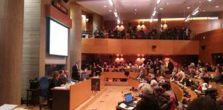 Διπλή συνεδρίαση του Δημοτικού Συμβουλίου Θεσσαλονίκης.
