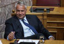 Μ. Βορίδης: Θα πληρώσω τη βασιλόπιτα του ΥΠΑΑΤ με την αποζημίωση του Π. Καμμένου