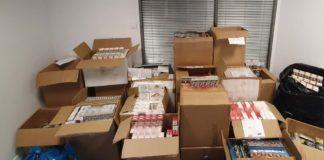 Τρεις συλλήψεις για λαθραία τσιγάρα στο Κερατσίνι - Κατασχέθηκαν 10.638 πακέτα