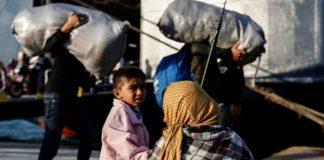 Aύξηση κατά 46% στις αφίξεις μεταναστών στην ανατολική Μεσόγειο τo 2019