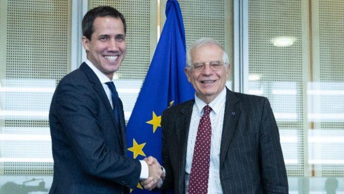 Η ΕΕ επιβεβαιώνει την στήριξή της στον Χουάν Γκουαϊδό