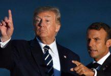 Μακρόν και Τραμπ συμφωνούν σε μια εκεχειρία στη διαμάχη φορολόγησης ψηφιακών υπηρεσιών