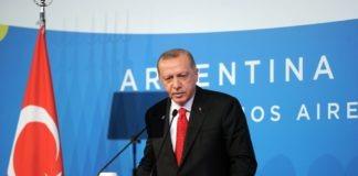 Ερντογάν: «Τίποτα δεν προχωράει χωρίς εμάς»