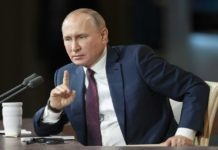 """Πούτιν: """"Η Ρωσία χρειάζεται μια ισχυρή προεδρική δημοκρατία"""""""