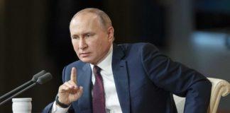 Πούτιν: Η συνεργασία της Ρωσίας με την Ελλάδα συμφέρει και τους δυο