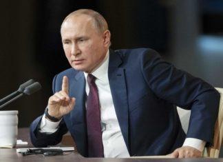 Πούτιν: Την 1η Ιουλίου η ψηφοφορία για τη συνταγματική αναθεώρηση