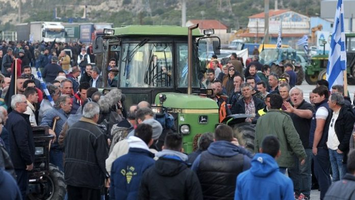 Αγροτικά μπλόκα και κινητοποιήσεις στη Θεσσαλία την ερχόμενη Δευτέρα