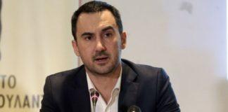 Αλ. Χαρίτσης: Ο κ. Μητσοτάκης συμφωνεί με τη δήλωση Γεωργιάδη περί προσπάθειας «αλλοίωσης πληθυσμού»;