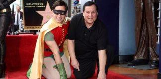 Αστέρι απέκτησε ο Μπερντ Ουόρντ, ο πρώτος Ρόμπιν στην τηλεοπτική σειρά Batman