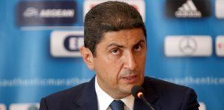 Αυγενάκης: «Η συνάντηση αφορά στο παρόν και στο μέλλον του ελληνικού ποδοσφαίρου»