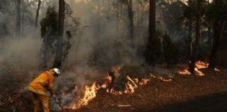 Αυστραλία: Η Μετερωρολογική Υπηρεσία δεν προβλέπει πτώση της θερμοκρασίας ή σημαντικές βροχοπτώσεις τους επόμενους μήνες