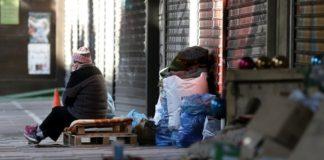 Βοήθεια από την «Ανοιχτή Πόλη» για τους άστεγους της Αθήνας