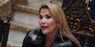 Βολιβία: Η μεταβατική πρόεδρος Άνιες ανακοινώνει ότι θα είναι υποψήφια στις προεδρικές εκλογές του Μαΐου