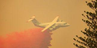 Χάθηκε η επαφή με πυροσβεστικό αεροσκάφος στην Αυστραλία