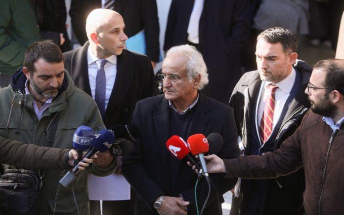 Μάνδρα: Αίτημα διακοπής της δίκης - Δεν παρέστη αυτοπροσώπως η Δούρου
