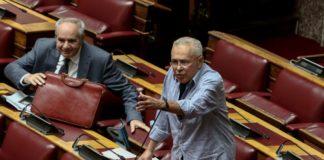 Κ. Ζουράρις: Γιατί δεν ψήφισα για ΠτΔ