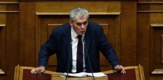 Δ. Παπαγγελόπουλος: «Ψεύτης και βραδυφλεγής ο Αθανασίου»