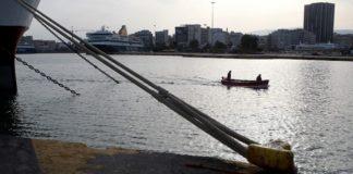 Δεμένα τα πλοία σε πολλές περιοχές λόγω των ισχυρών ανέμων στο Αιγαίο