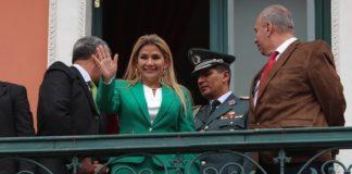 Έβο Μοράλες: Σέβομαι την υποψηφιότητα της Τζανίνε Άνιες για την προεδρία
