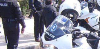 Είκοσι τρεις συλλήψεις στο κέντρο της Θεσσαλονίκης