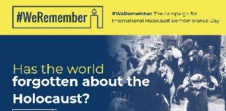 Εκστρατείες για τη μνήμη του Ολοκαυτώματος και την καταπολέμηση του αντισημιτισμού στα μέσα κοινωνικής δικτύωσης