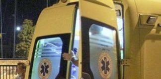 Ελαφρά τραυματισμένη μια γυναίκα που παρασύρθηκε από απορριμματοφόρο στην Αγία Τριάδα
