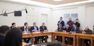 Επίσκεψη του πρωθυπουργού στον Δήμο Αγίων Αναργύρων-Καματερού
