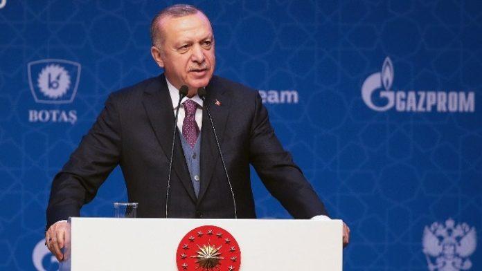 Ερντογάν: Η ασφάλεια της χώρας ξεκινά πολύ πέρα από τα σύνορά της