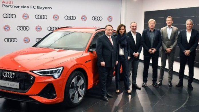 Έσοδα 600 εκ. για Μπάγερν από την συνεργασία με Audi