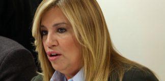 Φ. Γεννηματά: O κ. Μητσοτάκης να πάψει να είναι τόσο προβλέψιμα πρόθυμος στα εθνικά θέματα