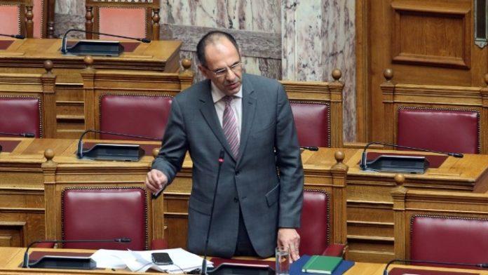 Γ. Γεραπετρίτης: «Θεωρητικό απολίθωμα η απλή αναλογική»   - Σφοδρή αντιπαράθεση με Δ. Τζανακόπουλο
