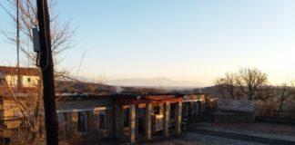 Γρεβενά: Κάηκε το ανακαινισμένο σχολείο στο Τρίκωμο