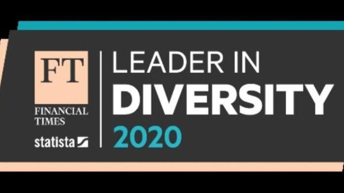 Η Schneider Electric στους Top 50 'Diversity Leaders 2020' σύμφωνα με την κατάταξη των Financial Times
