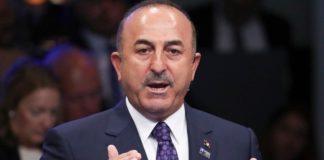 Η Τουρκία είναι σε επαφή με Ιράν και ΗΠΑ για την αποκλιμάκωση της έντασης, δηλώνει ο Μ. Τσαβούσογλου