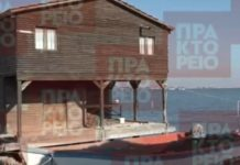Η πλωτή, ξύλινη πολιτεία της Χαλάστρας