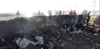 Ιράν: Το ουκρανικό Boeing επέστρεφε στο αεροδρόμιο λόγω «προβλήματος», πριν συντριβεί